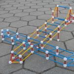 Konstruktorsak igrača - sestavi letalo
